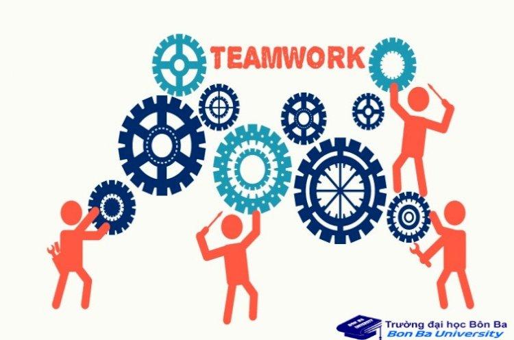 Cách nâng cao kỹ năng làm việc nhóm?